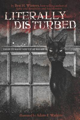 Literally Disturbed Cover