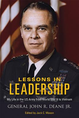 Cover for Lessons in Leadership