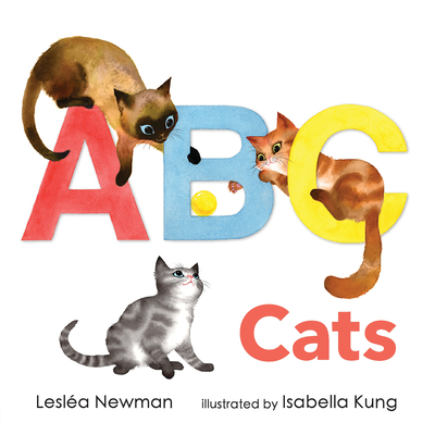 ABC Cats: An Alpha-Cat Book Cover Image