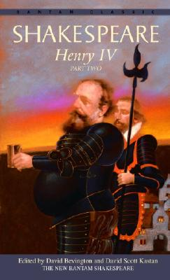 Henry IV, Part Two Cover