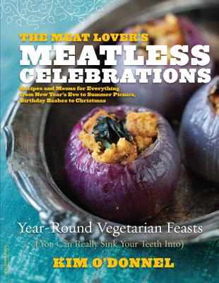 The Meat Lover's Meatless Celebrations Cover