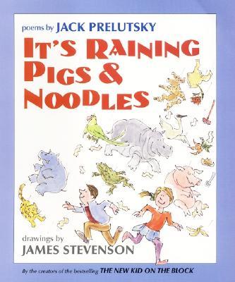 It's Raining Pigs & Noodles Cover