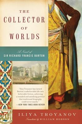 The Collector of Worlds Cover