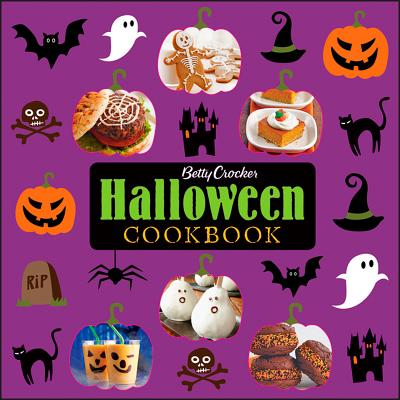 Betty Crocker Halloween Cookbook (Paperback) By Adam Kowit