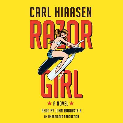 Cover for Razor Girl