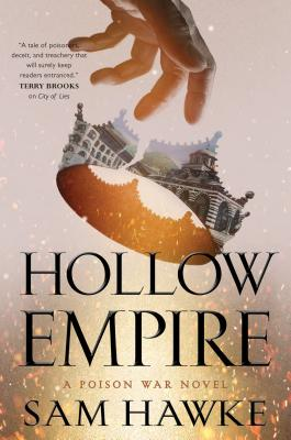 Hollow Empire: A Poison War Novel (The Poison Wars #2) Cover Image