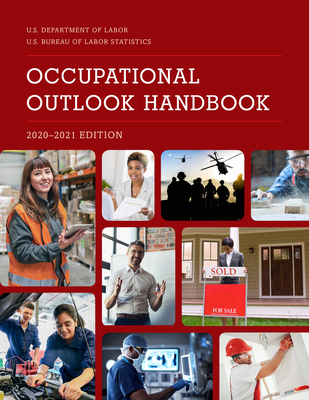 Occupational Outlook Handbook (Occupational Outlook Handbook (Paper-Bernan)) Cover Image