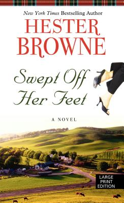Swept Off Her Feet Cover Image