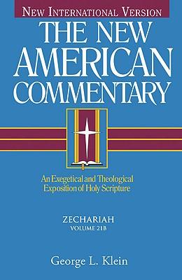 Cover for Zechariah