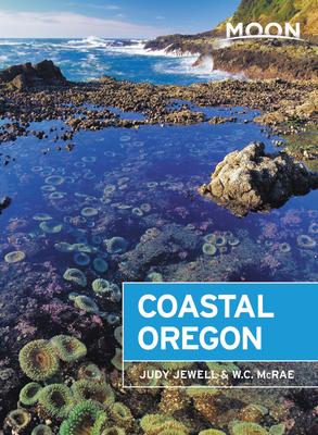 Moon Coastal Oregon (Travel Guide) Cover Image