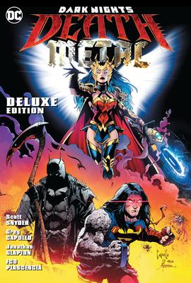 Dark Nights: Death Metal: Deluxe Edition Cover Image