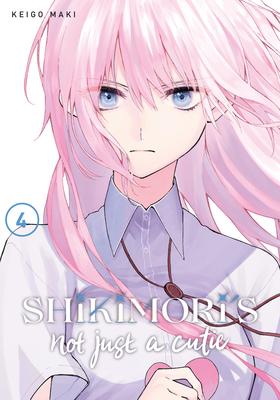 Cover for Shikimori's Not Just a Cutie 4