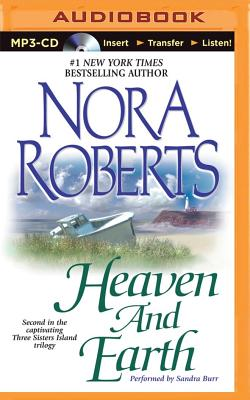 Cover for Heaven and Earth (Three Sisters Island Trilogy #2)