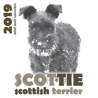 Scottie 2019 Mini Wall Calendar Cover Image