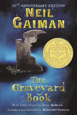 The Graveyard Book Neil Gaiman, Dave McKean