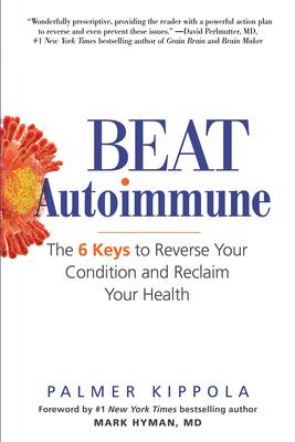 Cover for Beat Autoimmune