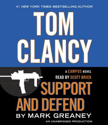Tom Clancy Cover