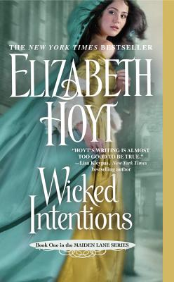 Wicked Intentions (Maiden Lane #1) Cover Image