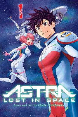 Astra Lost in Space, Vol. 1 Cover Image