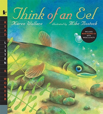 Think of an Eel with Audio Cover