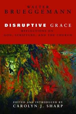 Cover for Disruptive Grace