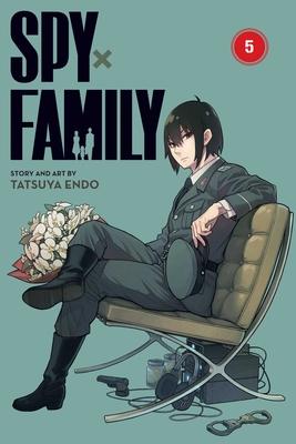 Spy x Family, Vol. 5 Cover Image