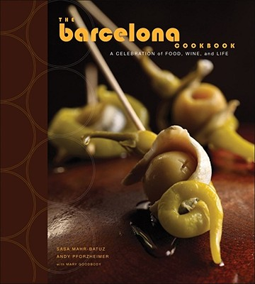 The Barcelona Cookbook Cover