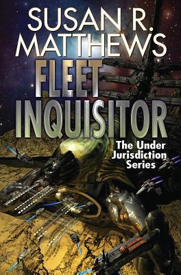 Fleet Inquisitor (Under Jurisdiction #1) Cover Image