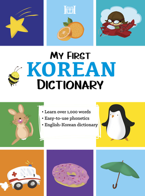 My First Korean Dictionary Cover Image