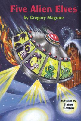 Five Alien Elves Cover Image