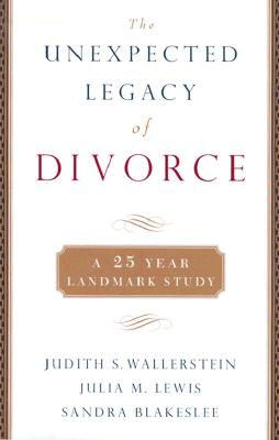 The Unexpected Legecy of Divorce Cover