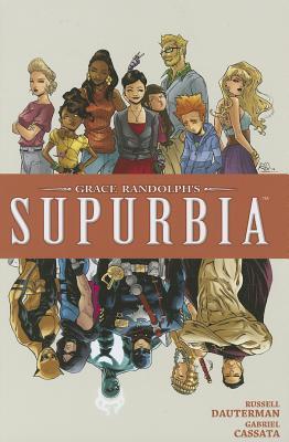 Cover for Grace Randolph's Supurbia Vol. 4