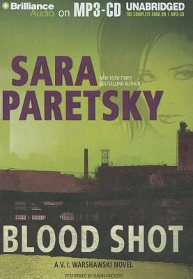 Blood Shot Cover Image