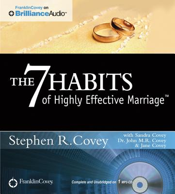 The 7 Habits of Highly Effective Marriage Cover Image