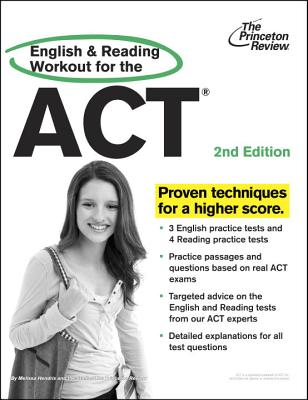 English and Reading Workout for the ACT, 2nd Edition Cover