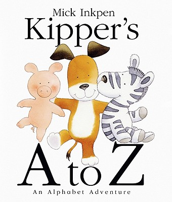 Kipper's A to Z Cover