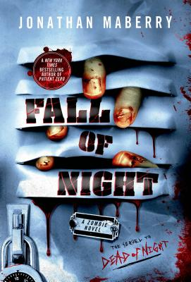 Fall of Night: A Zombie Novel (Dead of Night #2) Cover Image