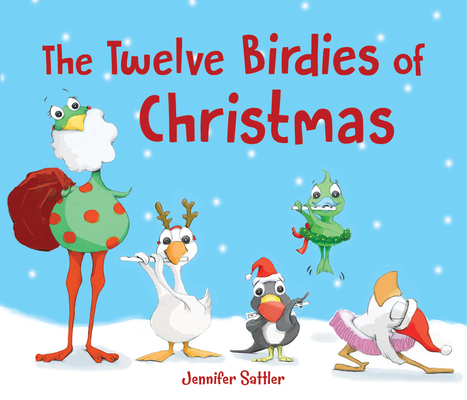 The Twelve Birdies of Christmas Cover Image