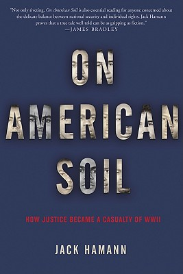 On American Soil Cover