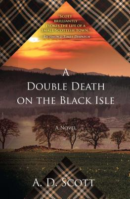 A Double Death on the Black Isle Cover
