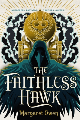 The Faithless Hawk (The Merciful Crow Series #2) Cover Image