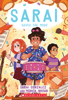 Sarai Saves the Music (Sarai #3) Cover Image