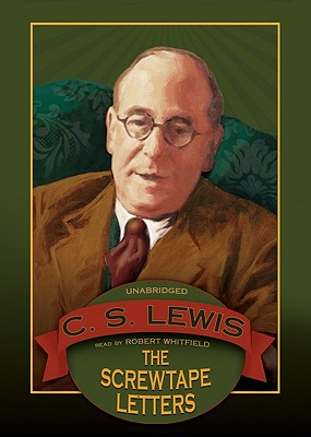 The Screwtape Letters [With Headphones] Cover Image