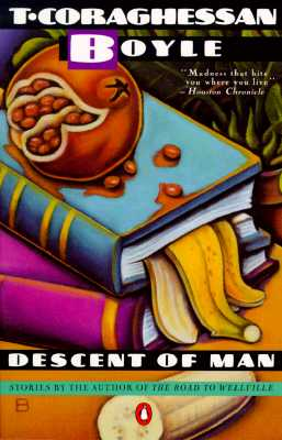 Descent of Man Cover