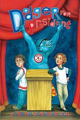 Dodger for President Cover