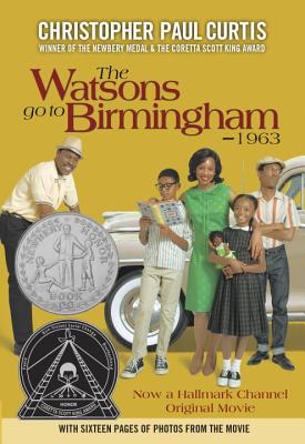 The Watsons Go to Birmingham - 1963 Cover