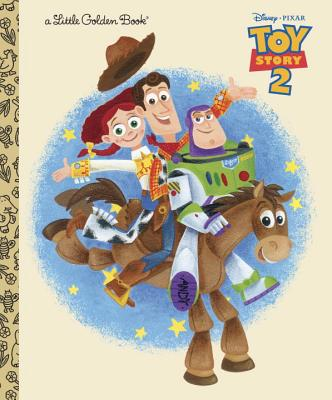 Toy Story 2 (Little Golden Book) Cover Image
