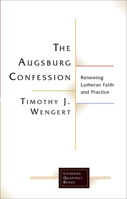 Cover for The Augsburg Confession