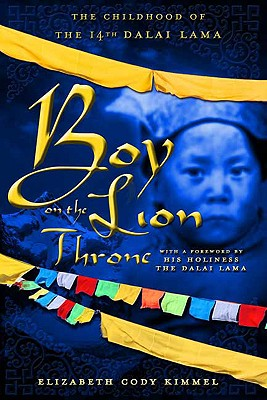 Boy on the Lion Throne Cover