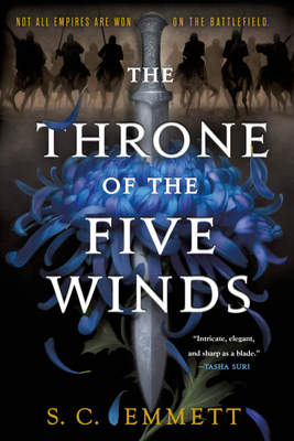 The Throne of the Five Winds (Hostage of Empire #1) Cover Image